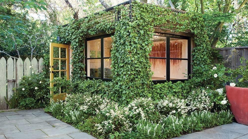 les plantes pour un jardin à l'ombre